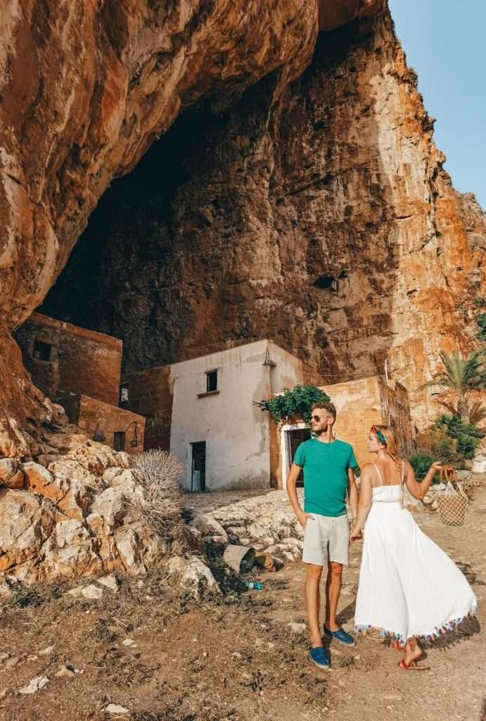 luoghi instagrammabili in Sicilia-grotta-mangiapane