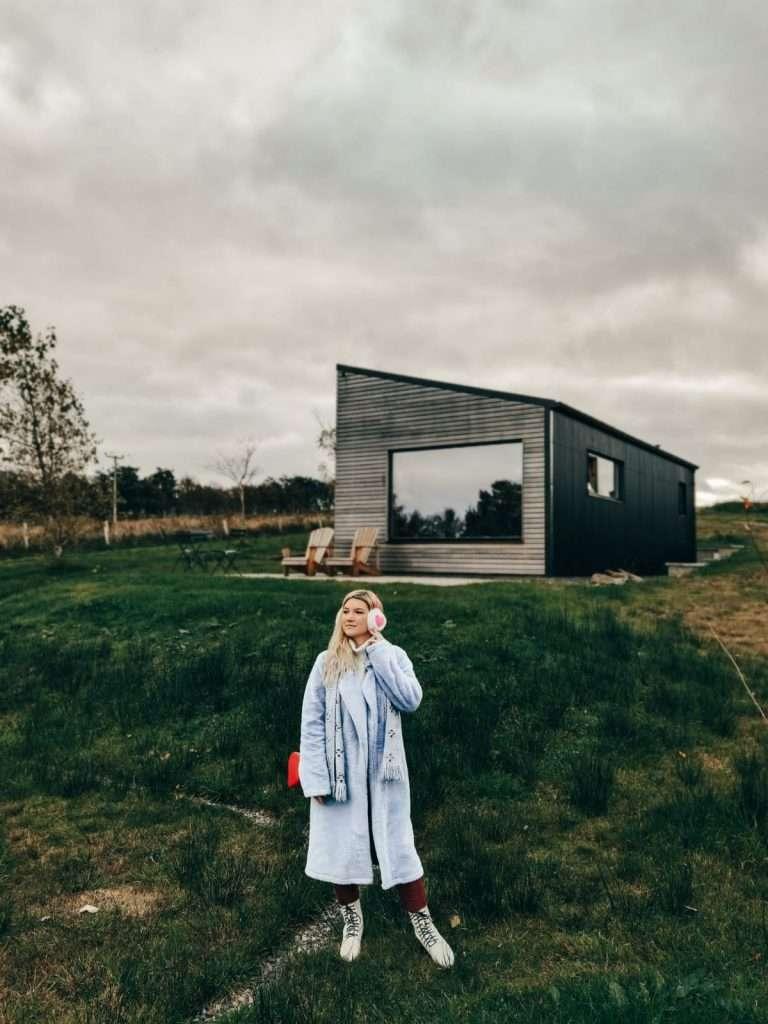 alloggi insoliti in Scozia-ardcana-lodge