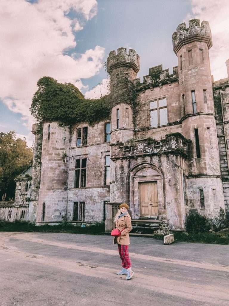 glamping in Scozia-culdees-castello