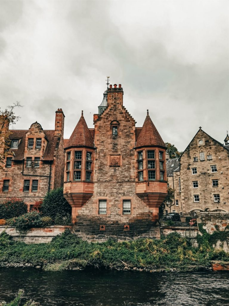 luoghi Harry Potter a Edimburgo-dean-village