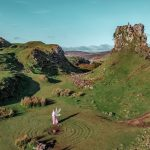 come organizzare un on the road in Scozia-fairy-glen