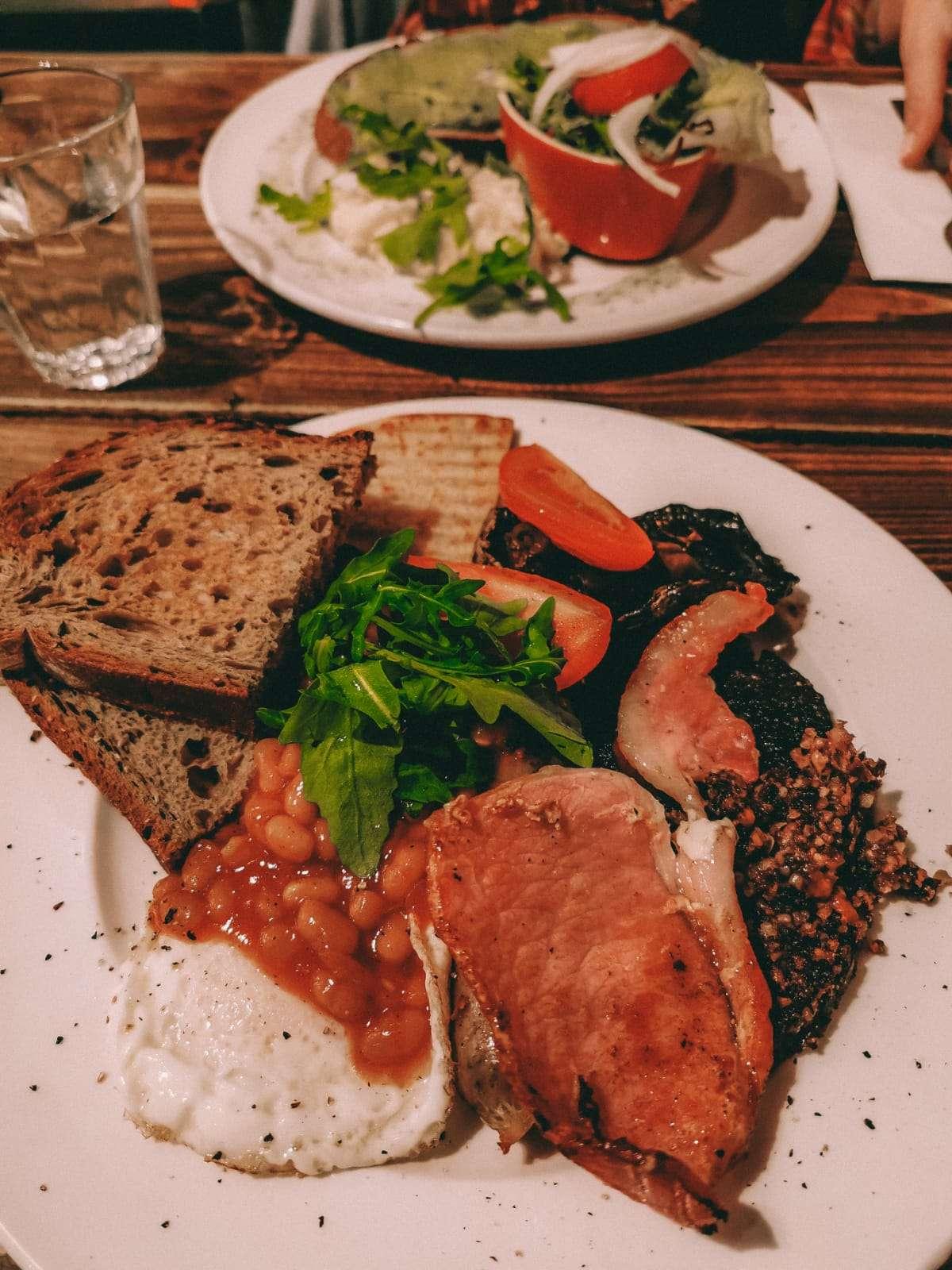 cosa mangiare in Scozia-full-scottish-breakfast