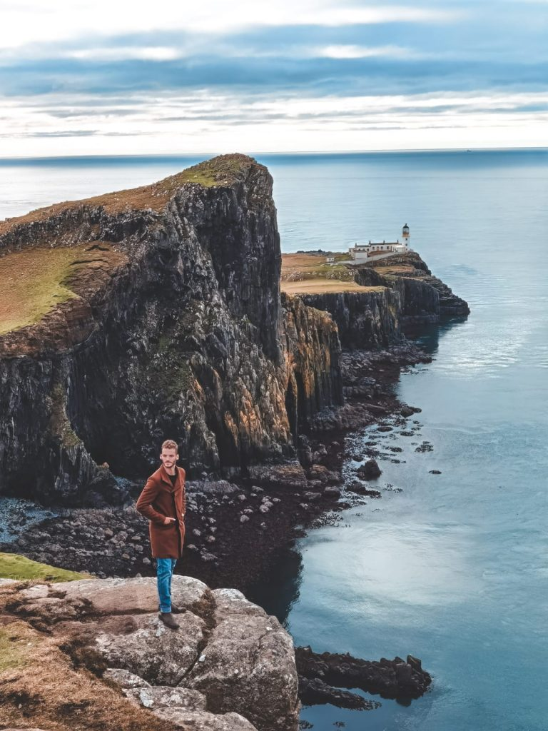 luoghi instagrammabili a Skye-neist-point