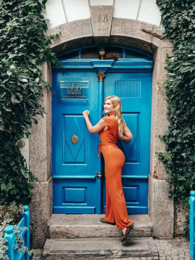 Lubiana in un giorno-porta-blu-ab-lubiana