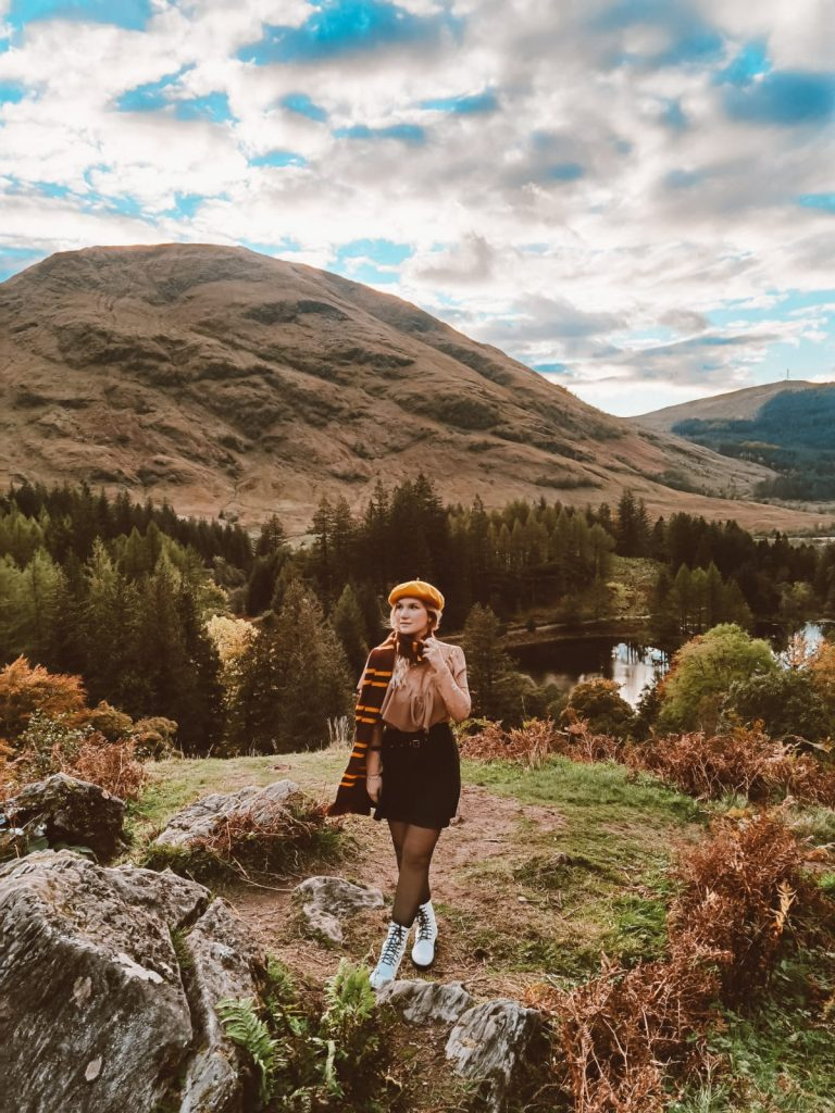 luoghi di Harry Potter in Scozia-glencoe