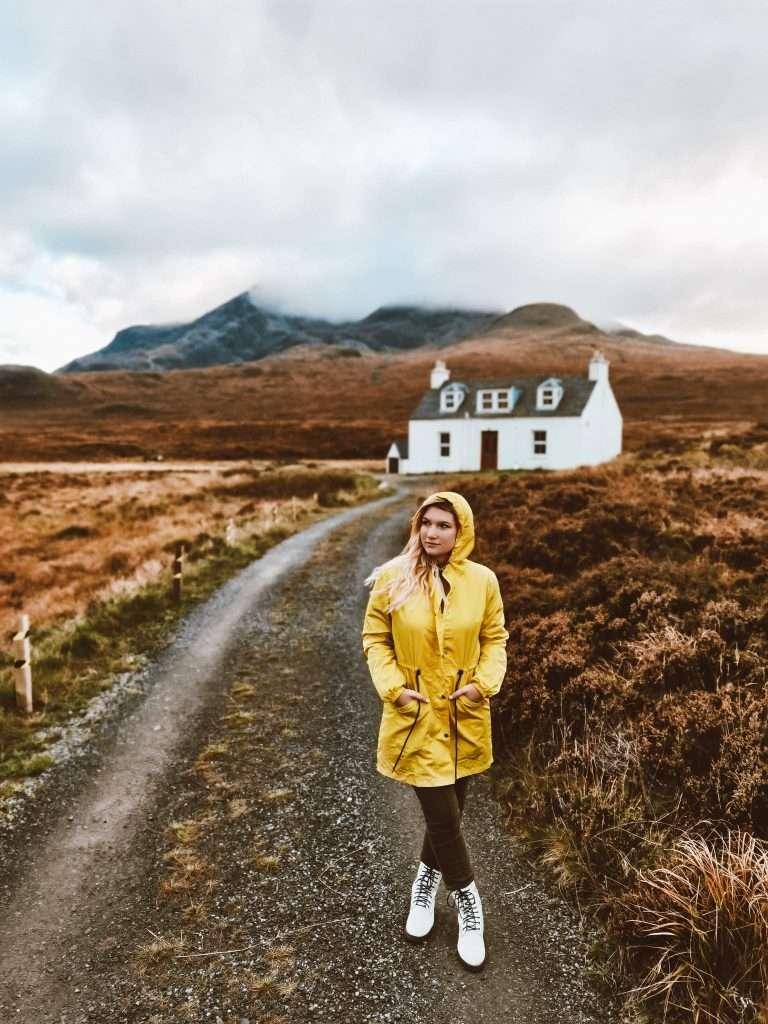 come organizzare un on the road in Scozia-come-vestirsi