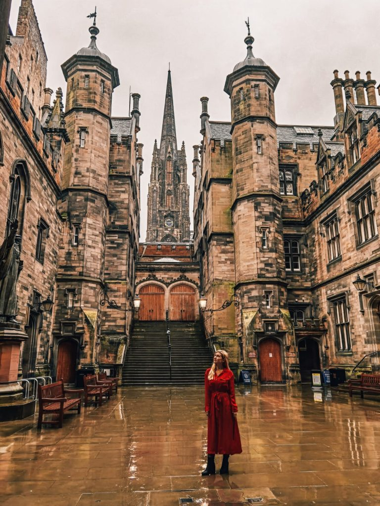 luoghi Harry Potter a Edimburgo-school-of-divinity