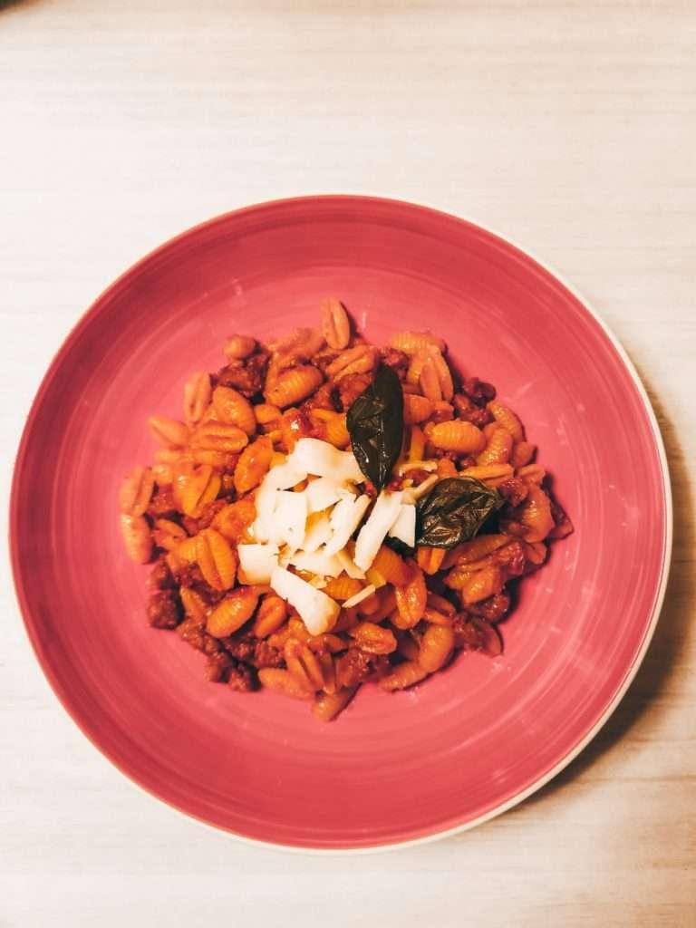 tipi di pasta della tradizione sarda-malloreddus