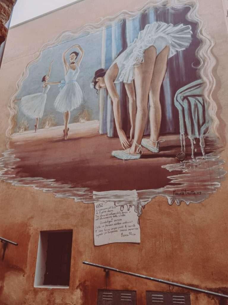 murales a saludecio-tutù