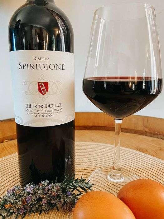 degustazione di vino in Umbria-spiridone