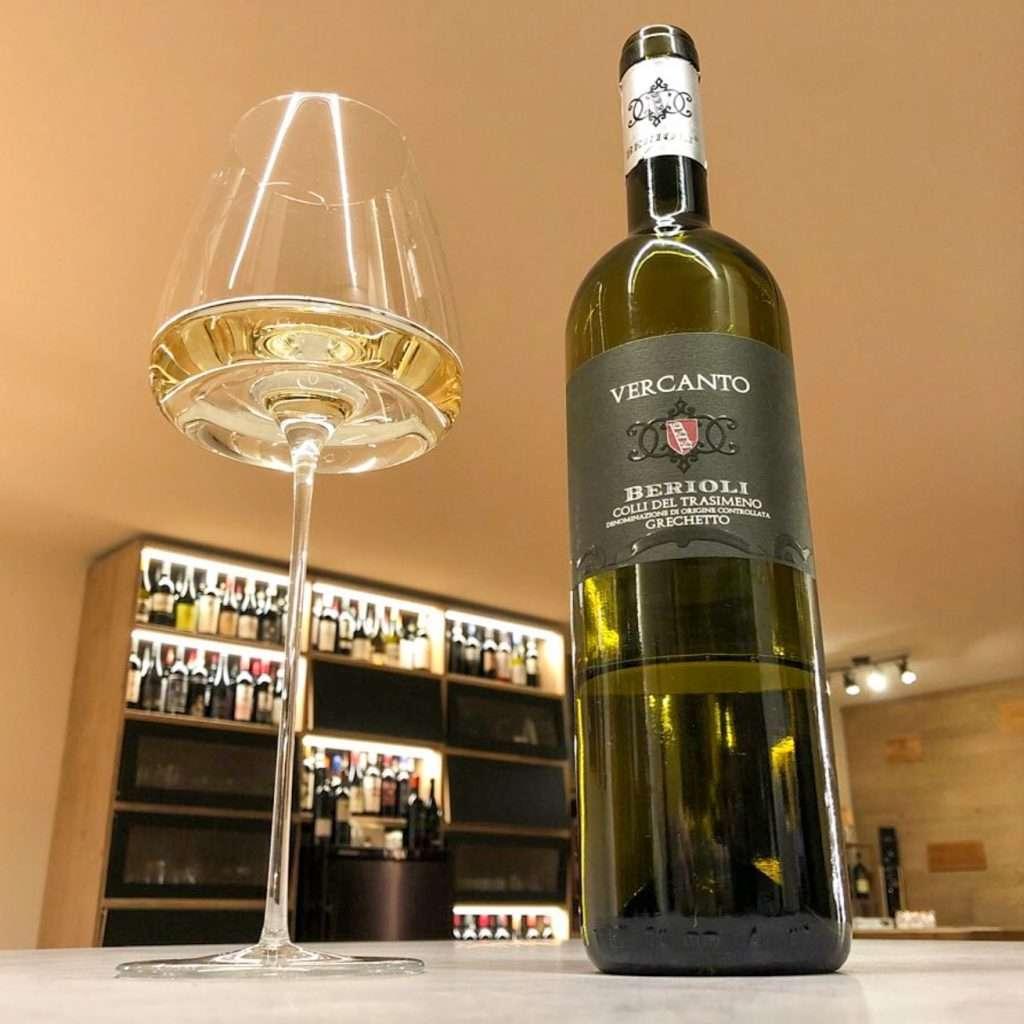 degustazione di vino in Umbria-vercanto