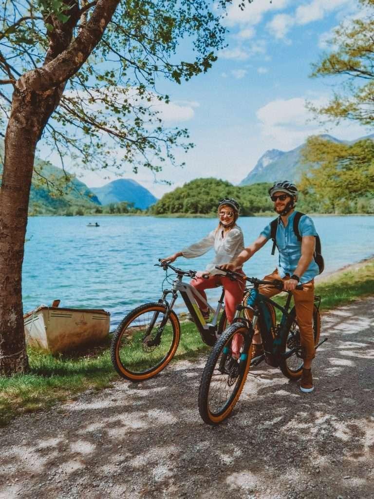 cose da fare sul Lago di Como-e-bike