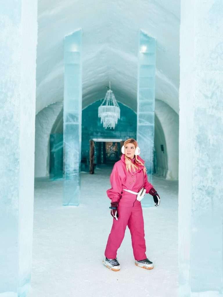 cosa fare in Lapponia svedese in inverno-ice-hotel