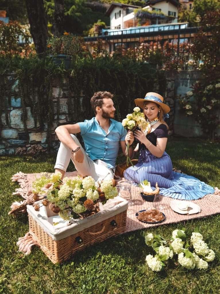 cose da fare sul Lago di Como-picnic-villa-castelli