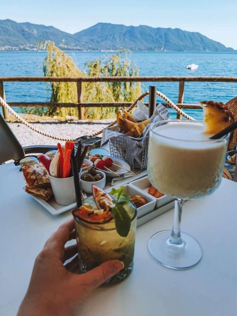 dove mangiare sull'alto Lago Maggiore-soleluna
