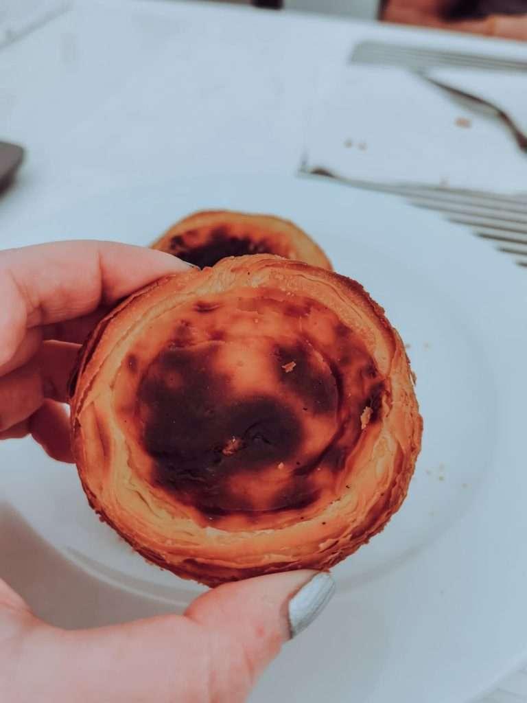 cosa mangiare alle Azzorre-pastei-de-nata