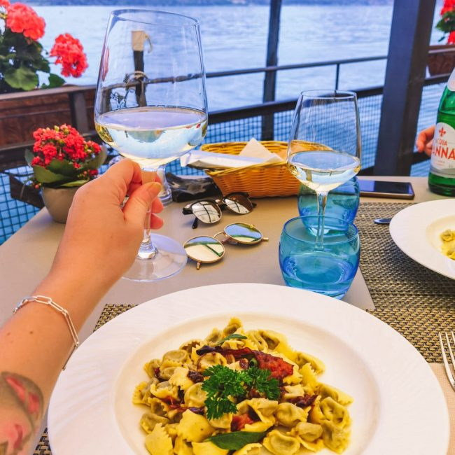 dove mangiare sull'alto Lago Maggiore