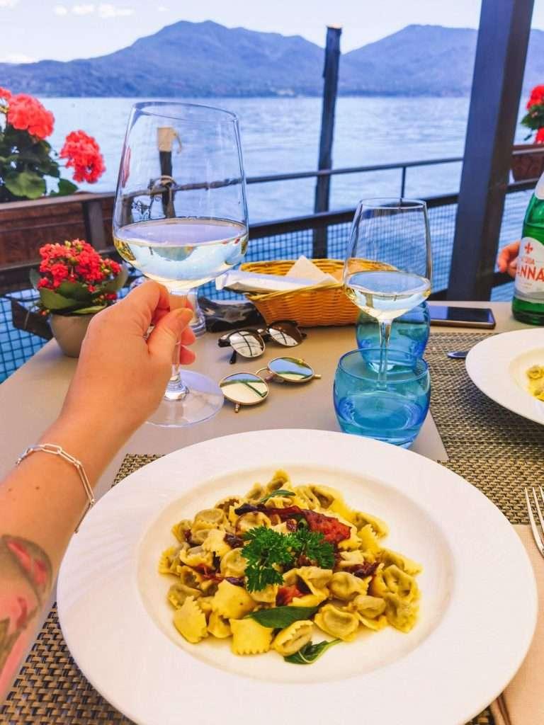 dove mangiare sull'alto Lago Maggiore-plin