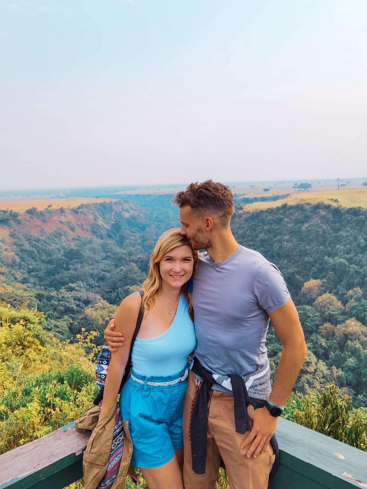 safari in Uganda-rift-valley