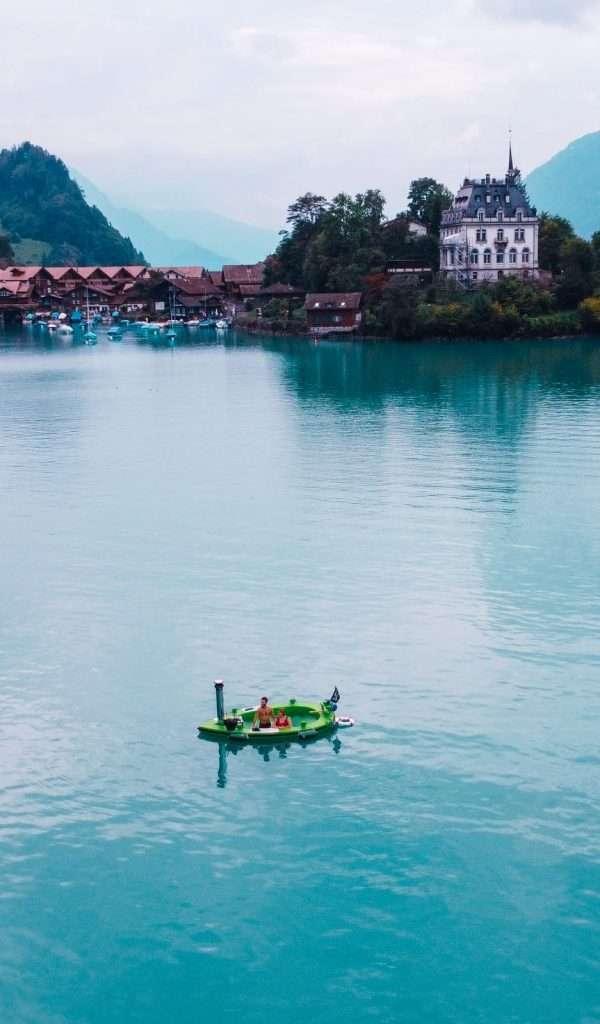 cosa fare nel Canton Berna-hot tug