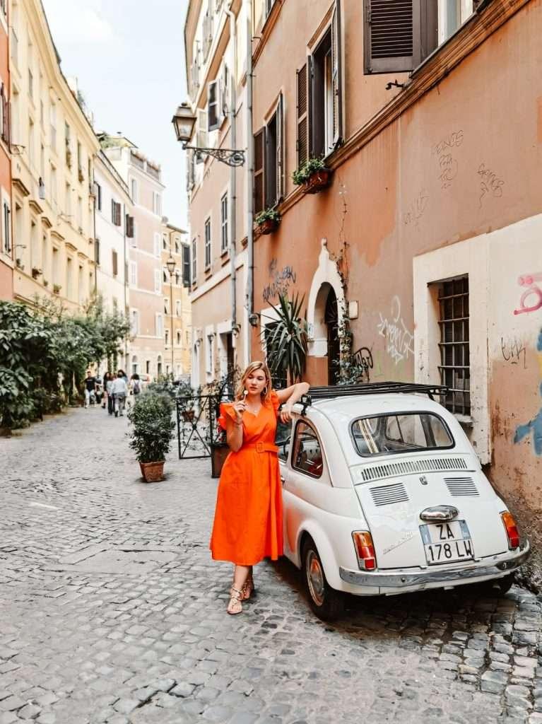 glamping vicino Roma-roma-trastevere