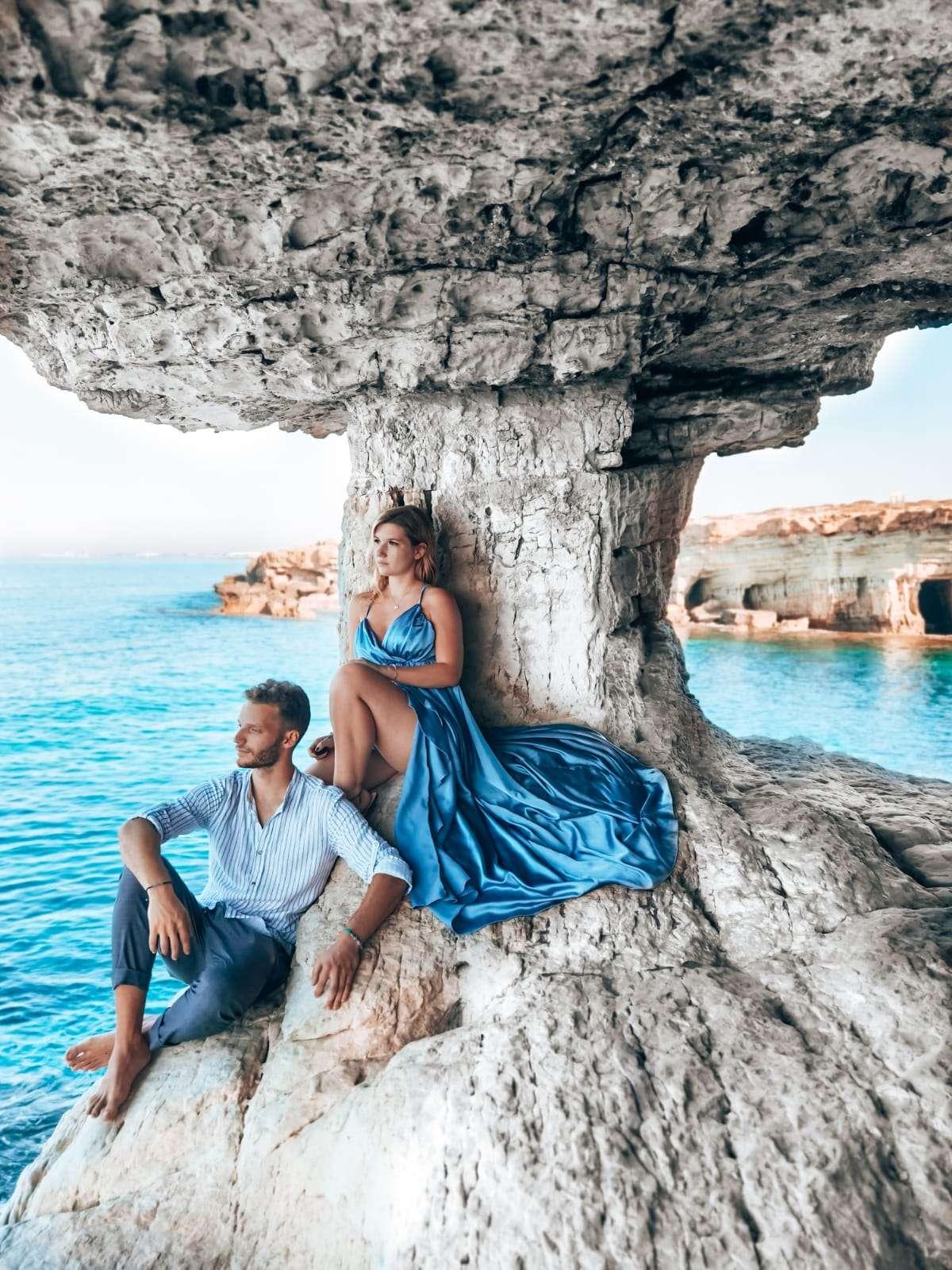 cosa vedere a Cipro-sea-caves